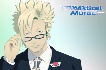 обоя аниме, dramatical murder, virus