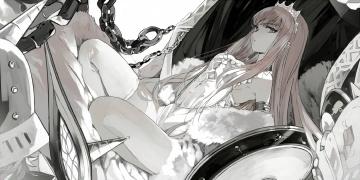 обоя аниме, fate, stay night, medb