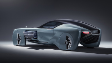 обоя rolls-royce 103ex vision next-100 concept 2016, автомобили, rolls-royce, 2016, concept, next-100, vision, 103ex