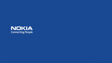 обоя бренды, nokia, фон, логотип