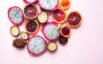 обоя еда, фрукты,  ягоды, экзотический, фрукт
