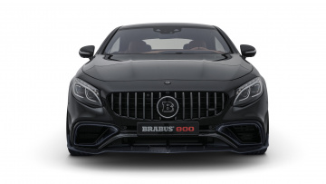 Картинка brabus+800+coupe+based+on+mercedes-benz+amg+s-63+4matic+coupe+2018 автомобили brabus 2018 coupe 4matic s-63 amg mercedes-benz based 800