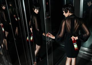 Картинка бренды campari зеркала бутылка лифт