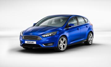 Картинка 2014+ford+focus автомобили ford focus синий
