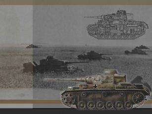 обоя техника, военная, гусеничная, бронетехника, танк, pz, iii