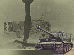 обоя техника, военная, танк, гусеничная, бронетехника, pz, vi, тигр