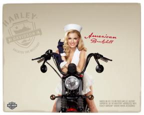 Картинка мотоциклы мото девушкой девушка и