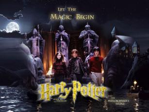 обоя кино, фильмы, harry, potter, and, the, sorcerer`s, stone