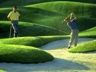 обоя спорт, гольф