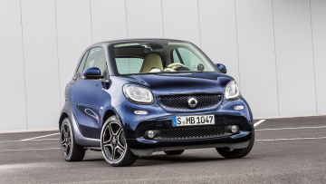 обоя smart fortwo brabus concept 2014, автомобили, smart, 2014, concept, brabus, fortwo
