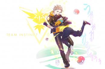 обоя аниме, pokemon, покемон
