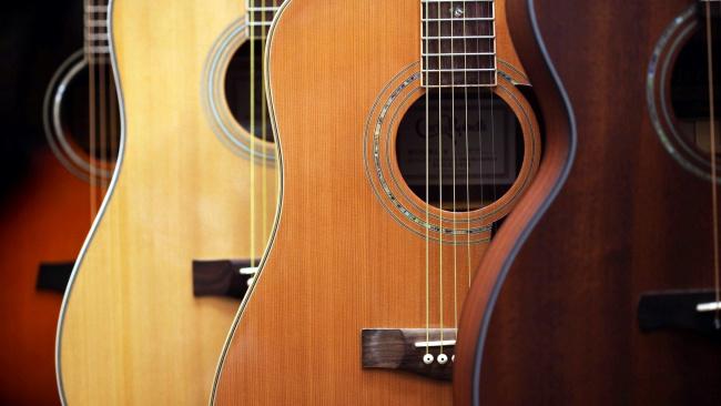 Обои картинки фото музыка, -музыкальные инструменты, гитара