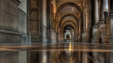 обоя интерьер, дворцы,  музеи, архитектура