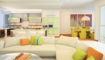 обоя интерьер, гостиная, камин, furniture, fireplace, living, room, цветы, стиль, мебель, style, colors