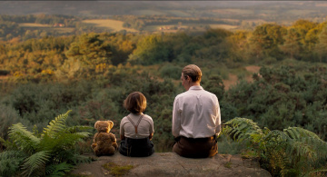 обоя кино фильмы, christopher robin 2018, christopher, robin