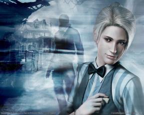 обоя resident, evil, outbreak, видео, игры