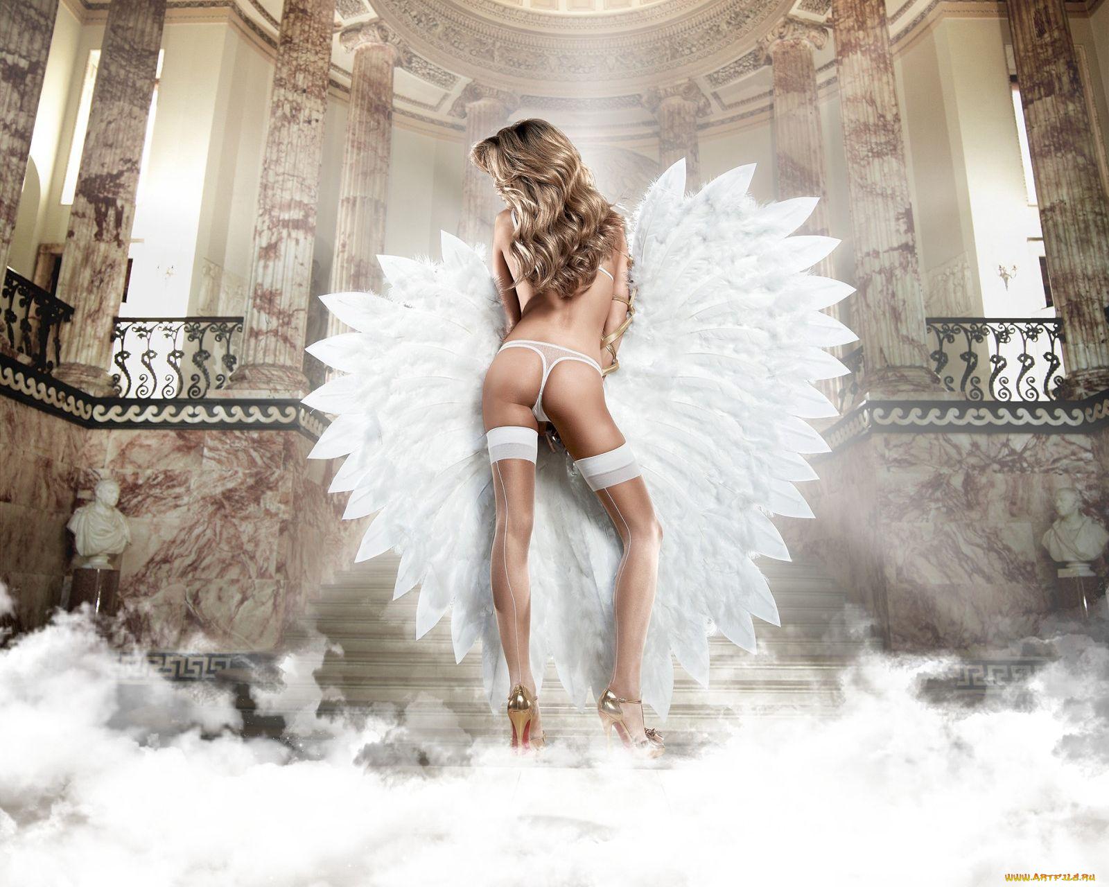 ангел в чулках смотреть - 5