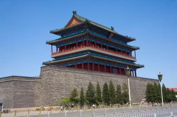 Картинка города пекин китай храм