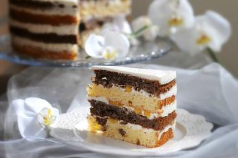 Картинка еда торт только тортик
