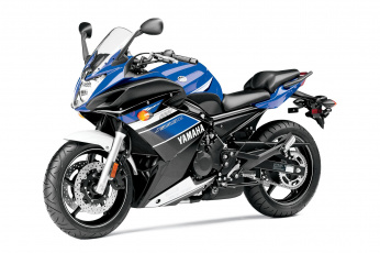 Картинка мотоциклы yamaha fz6r 2013