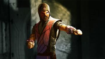 Картинка видео+игры mortal+kombat mortal kombat fan art ninja phlox