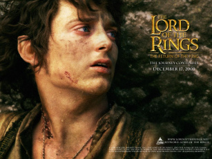 обоя frodo, кино, фильмы, the, lord, of, rings, return, king