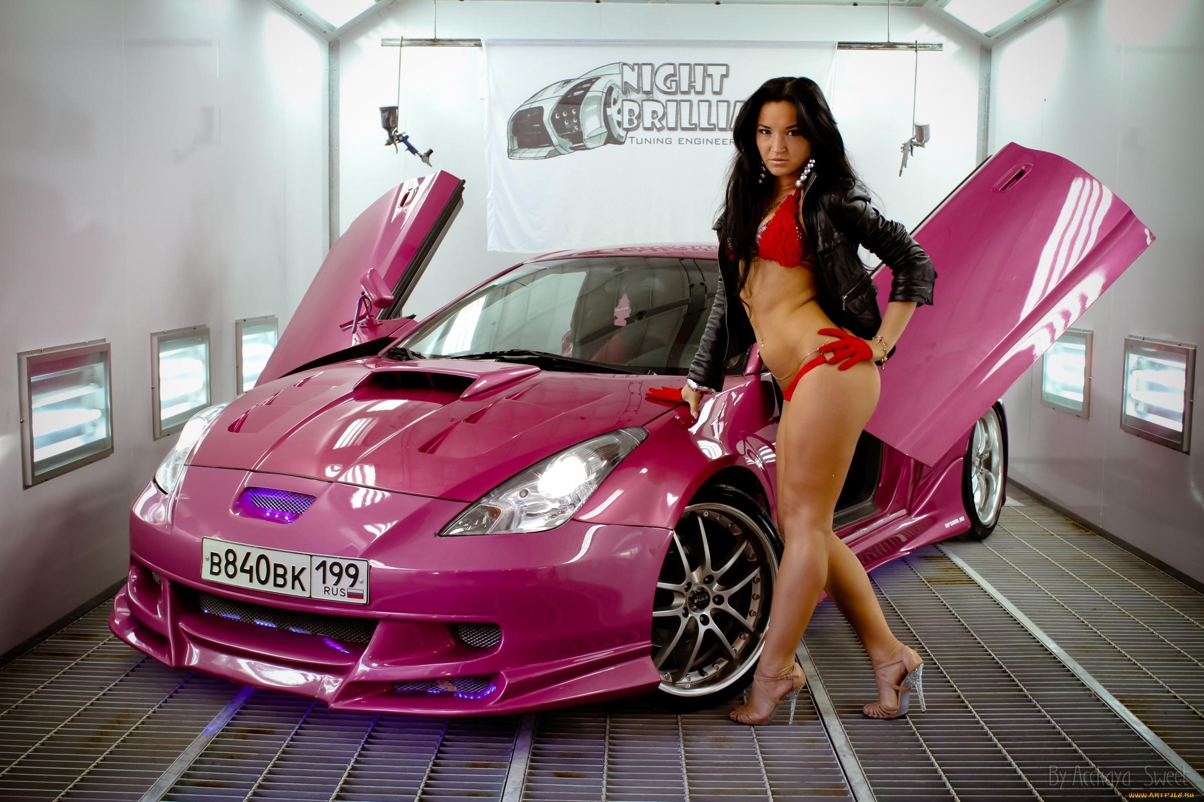 Import tuner girls naked — img 6
