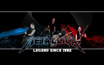 Картинка metallica музыка трэш-метал хэви-метал сша