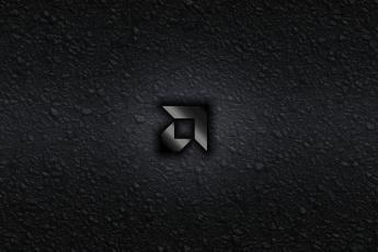 Картинка компьютеры amd фон логотип