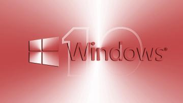 Картинка компьютеры windows++10 фон логотип