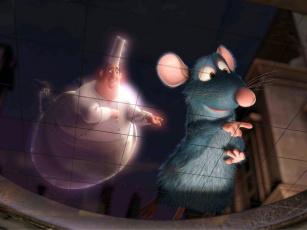 Картинка мультфильмы ratatouille