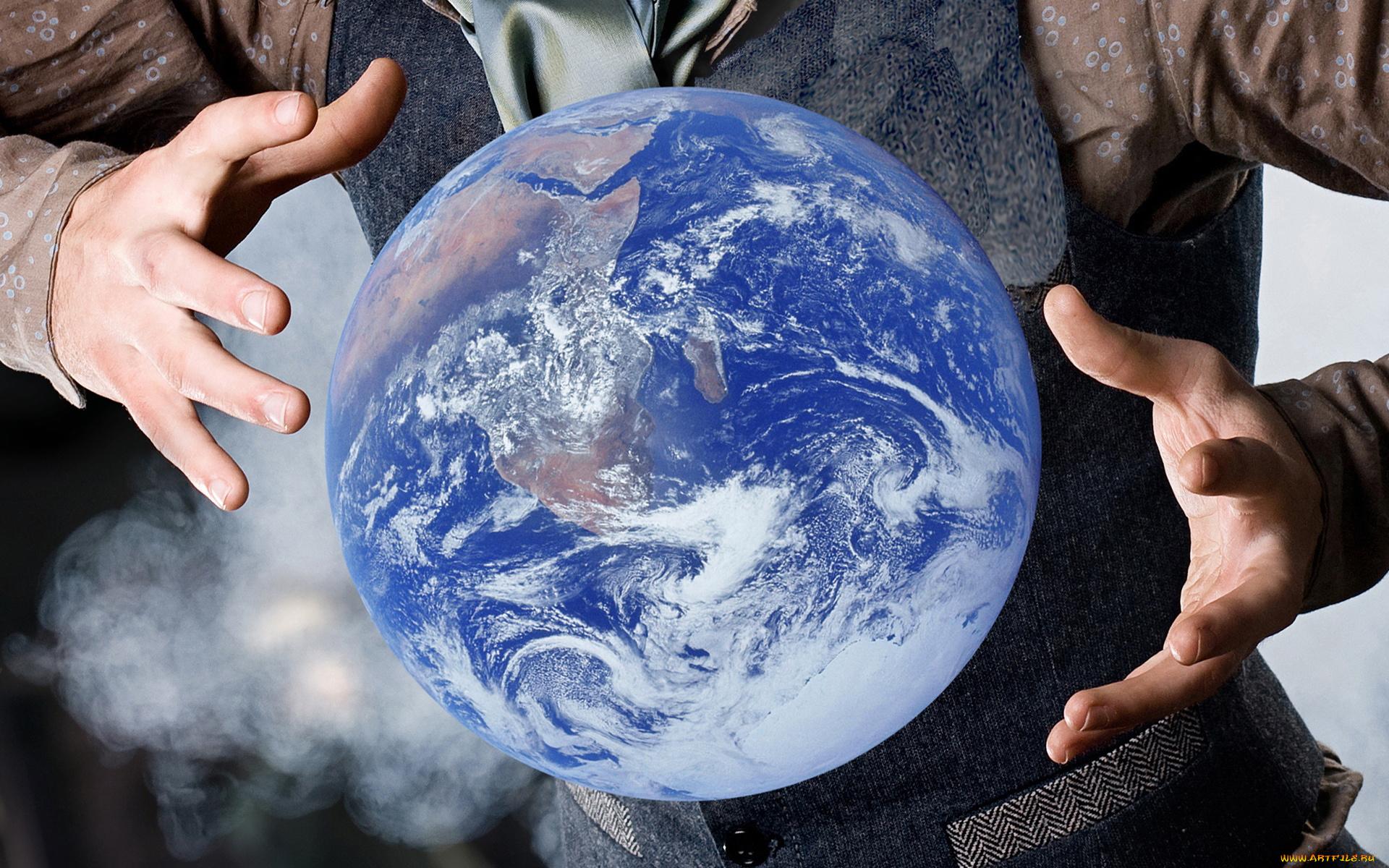 планета в ладони  № 8330 без смс