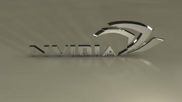 Картинка компьютеры nvidia логотип geforce
