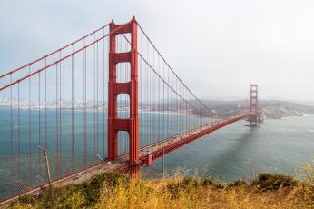 обоя города, - мосты, протока, мост