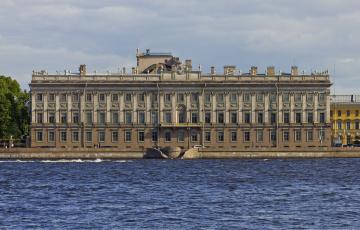 обоя мраморный дворец, города, санкт-петербург,  петергоф , россия, санкт-, петербург, мраморный, дворец