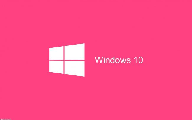 Обои картинки фото компьютеры, windows  10, фон, логотип