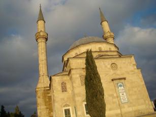 Картинка города мечети медресе