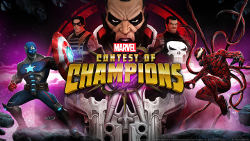 обоя marvel,  contest of champions, видео игры, файтинг, contest, of, champions, action