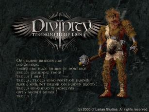 Картинка видео игры divine divinity