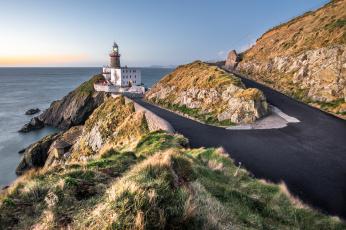 Картинка природа маяки побережье маяк