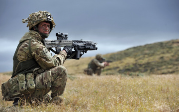 обоя оружие, армия, спецназ, солдат, british, forces