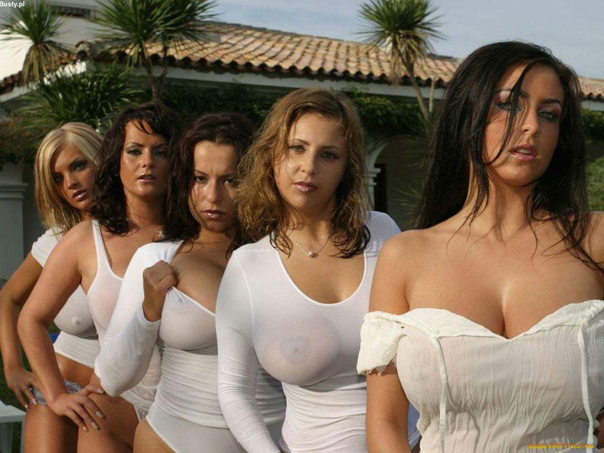 Три русские телки, три парня и две девки: смотреть русское порно видео 14 фотография