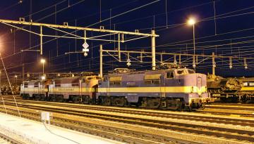 Картинка техника поезда состав локомотив рельсы дорога железная