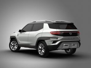 Картинка ssangyong+xavl+concept+2017 автомобили ssang+yong ssangyong xavl concept 2017