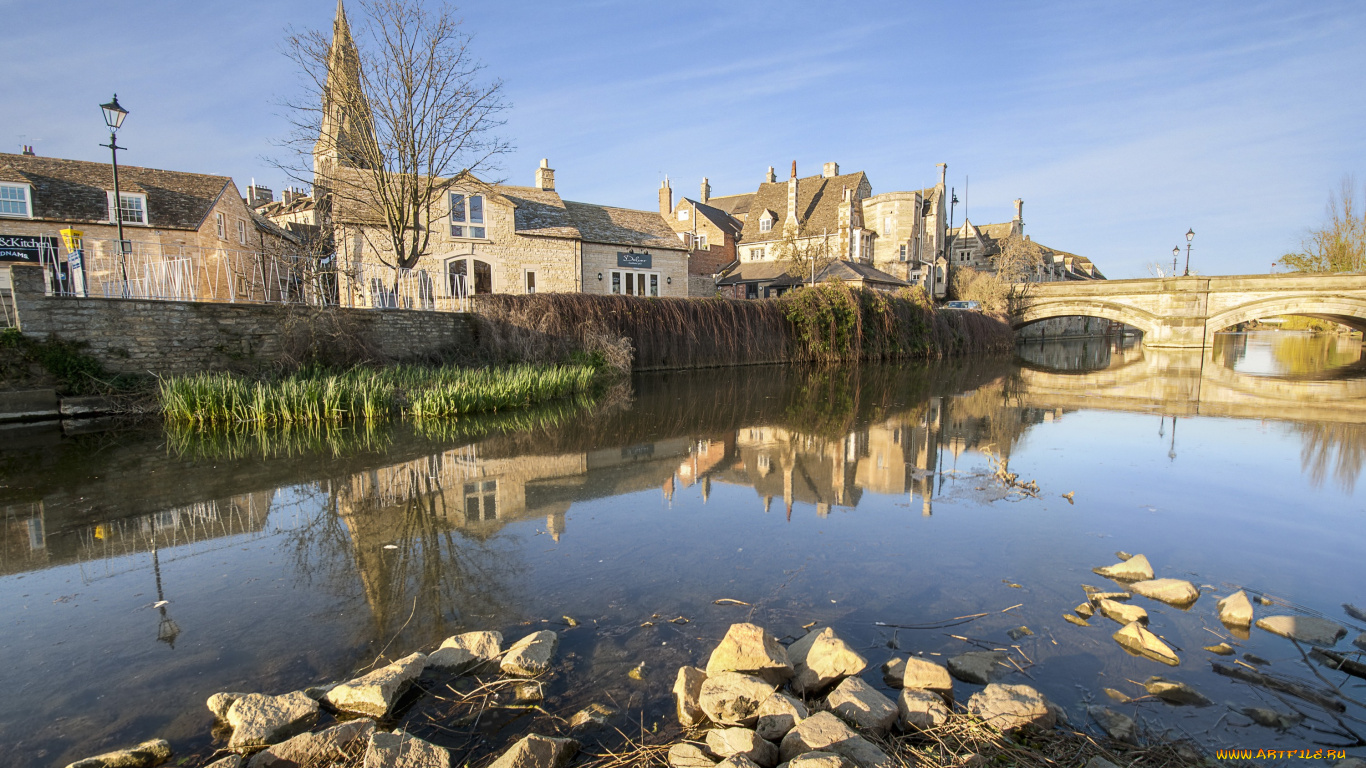 Stamford self catering holiday accommodation, Aunby Pictures of stamford lincolnshire