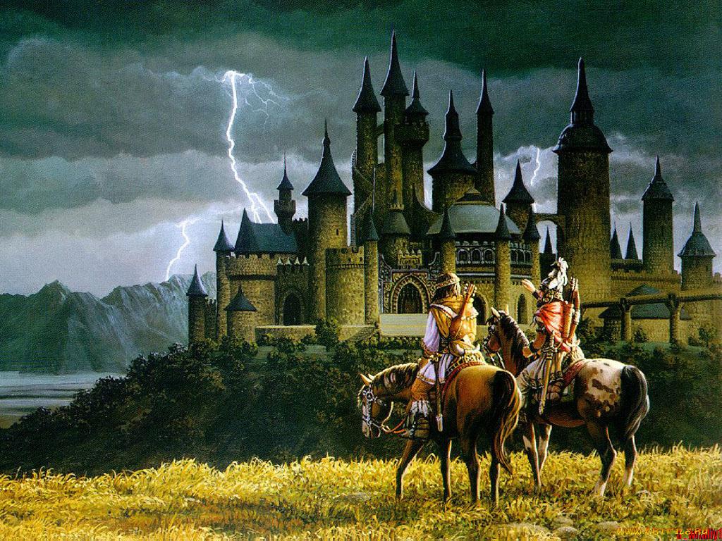 Поделки своими, картинки о рыцарях и замках