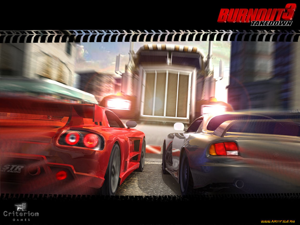 laste ned burnout 3 takedown pc tanpa emulator android