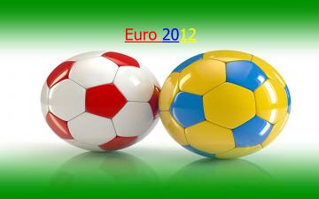 Картинка спорт 3d рисованные euro 2012
