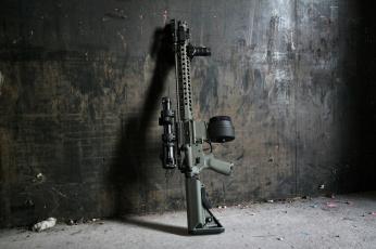 Картинка оружие винтовки+с+прицеломприцелы м4 штурмовая винтовка карабин стена