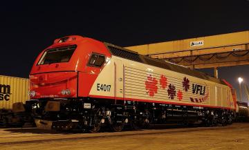 Картинка техника локомотивы дорога локомотив железная рельсы